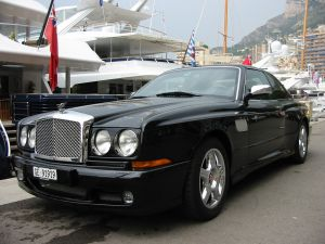 Samochody – Bentley