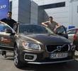 Volvo wspiera polskich siatkarzy: Żygadło i Bartman w XC70