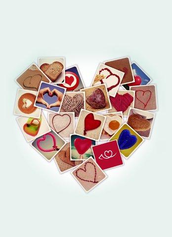 """Walentynkowa kartka Envelo wspiera Fundację """"Pocztowy Dar"""""""
