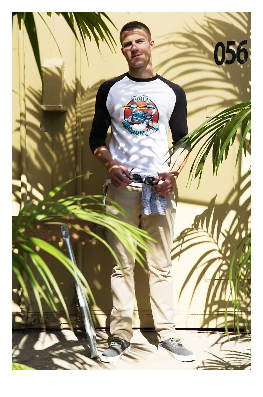 Połączenie odzieży sportowej z kalifornijską wrażliwością