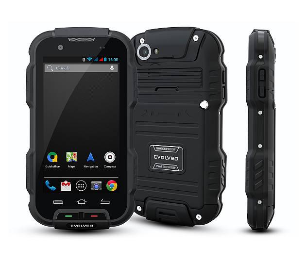 Konkurs wygraj smartfon EVOLVEO StrongPhone Q4